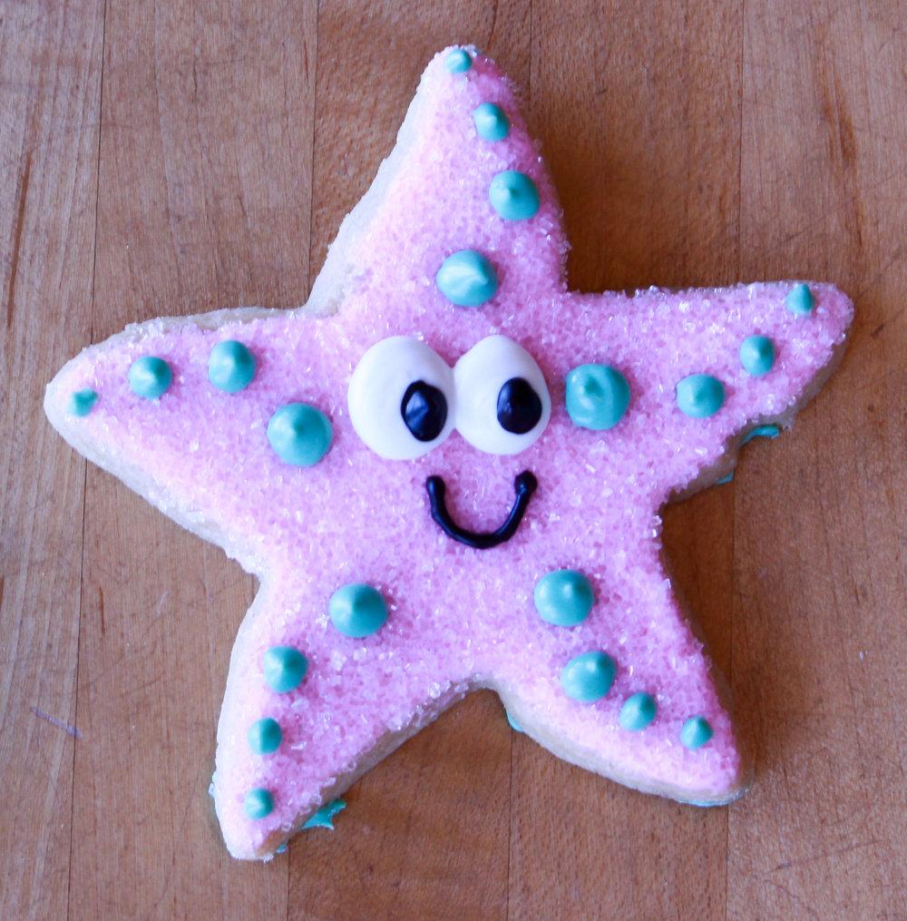 Sea Star, pink