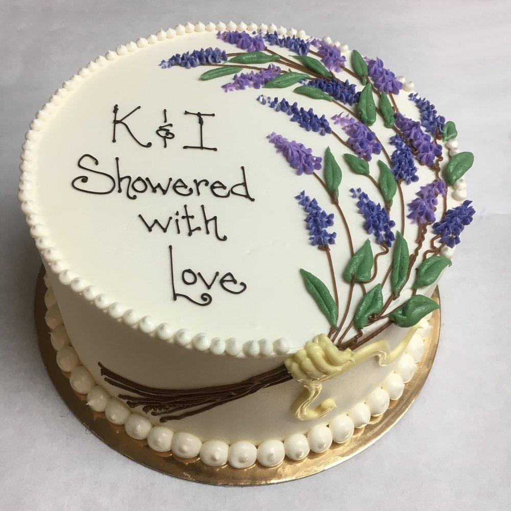 Lavender Bouquet   K & I