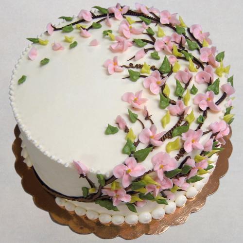 Magnolia in light pinks