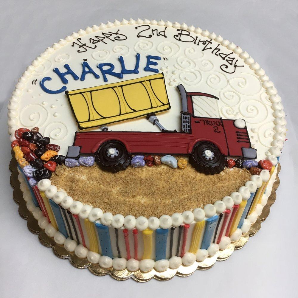 Dump Truck | charlie