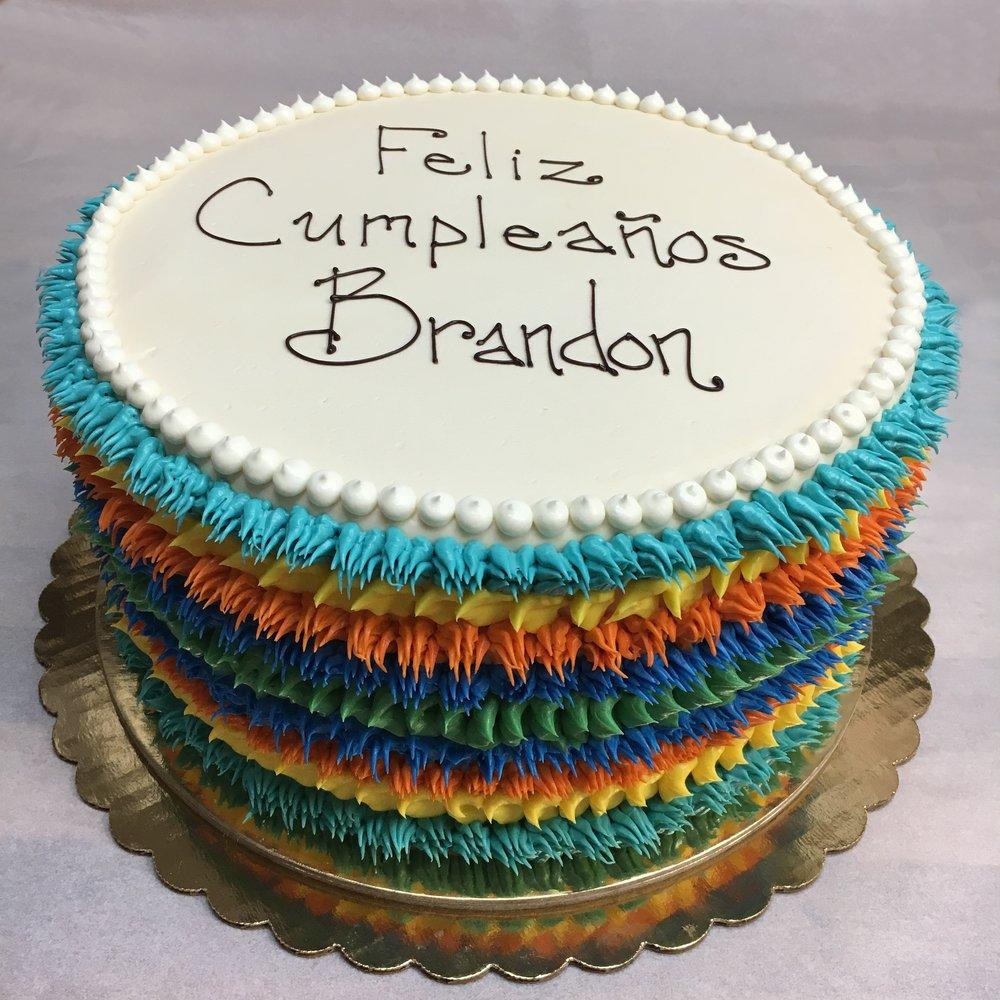 Piñata Cake | brandon