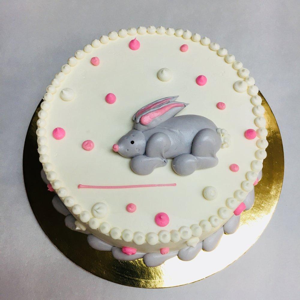 Smash Cake, bunny