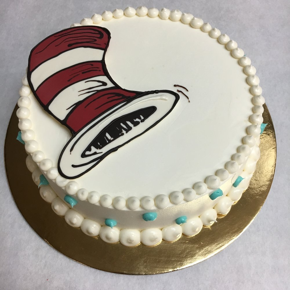 Smash Cake, Cat's Hat