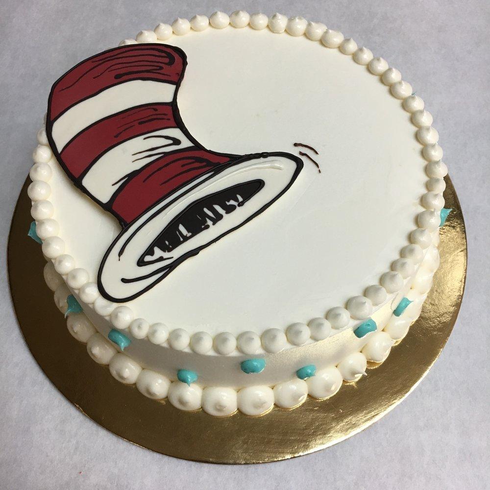 Cat's Hat, smash cake