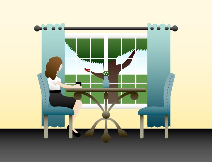 Window World Advertisement Concept