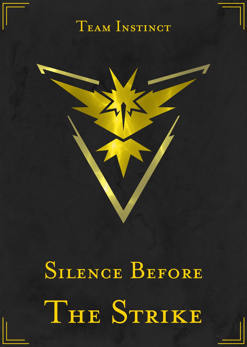 Team Instinct House Banner