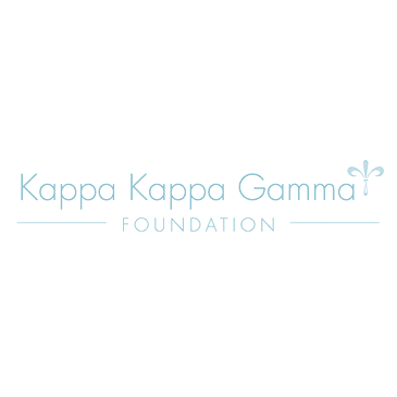 Kappa Kappa Gamma Foundation, which provides educational scholarships for undergraduate and graduate women and focuses on preserving Kappa history.  The Foundation in 2012 and 2014 recognized the Kansas City Kappa Alumnae Association for the highest level of giving to the Foundation.