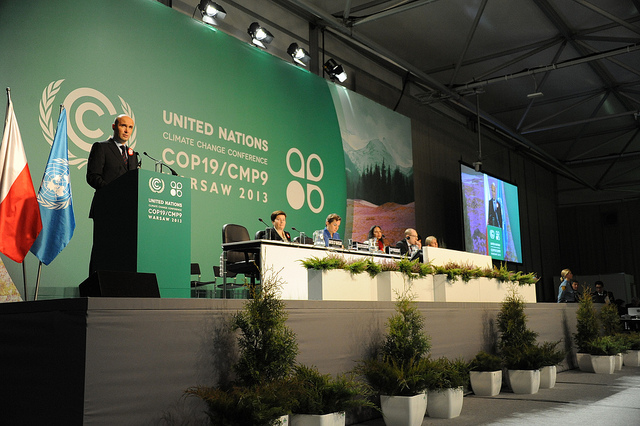 Statement by COP19/CMP9 President His Excellency Mr. Marcin Korolec
