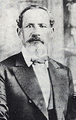 Isaac Young Davis By unknown photographer
