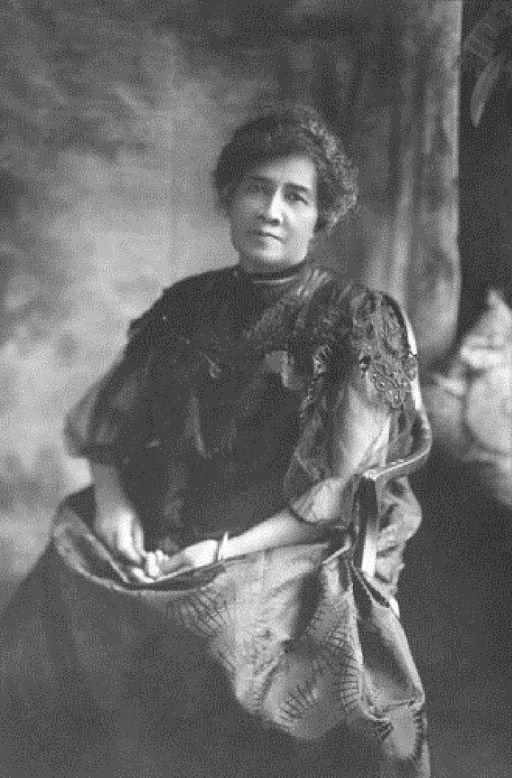 Queen Lili'uokalani in 1913