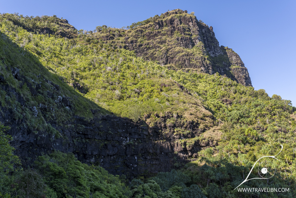 Kalalau Trail Valleys