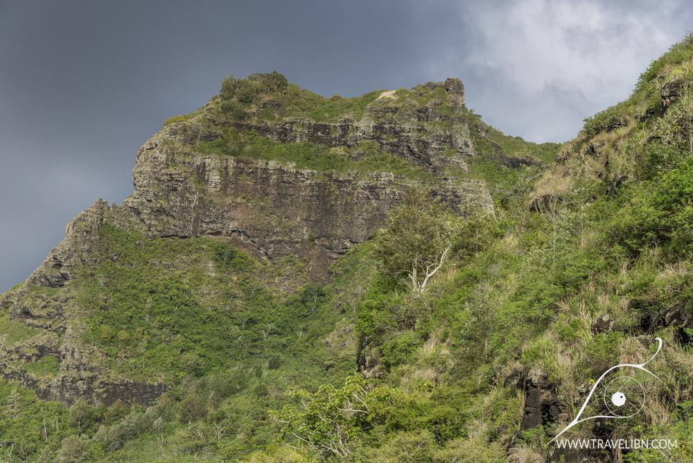 leeping Giant (Nonou Mountain)