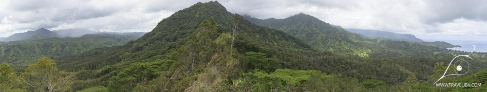 Views from Okolehao trail