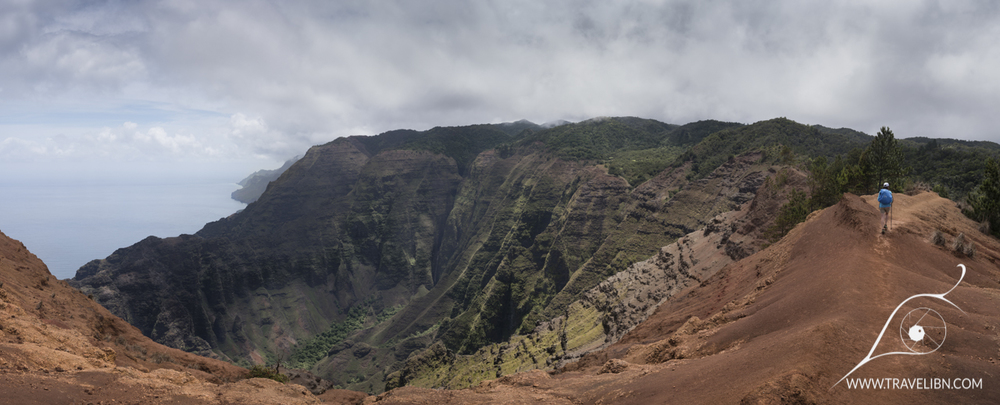 Nu'aolo Valley Trail