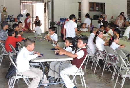 - Child Breakfast Program-