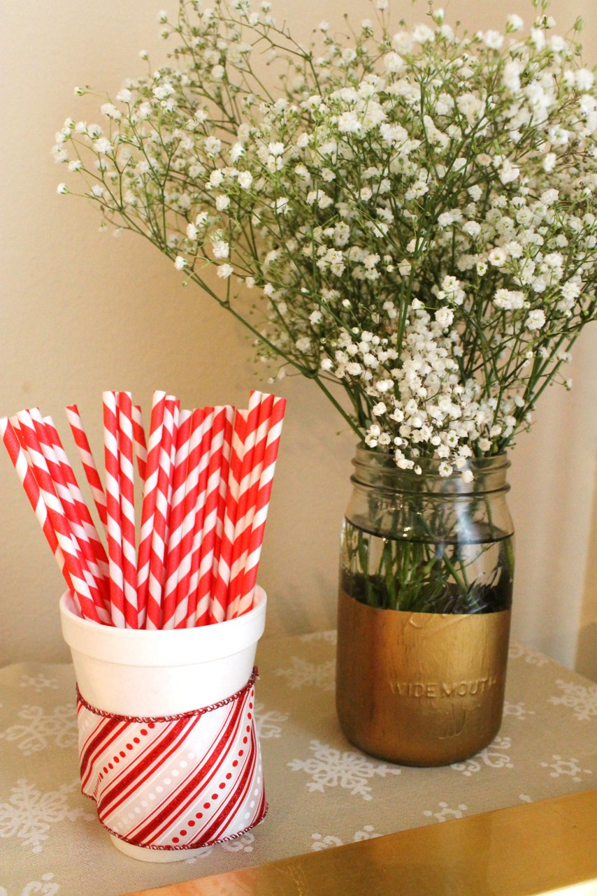A few Pinterest-worthy party details. Photo by Lisa Olson