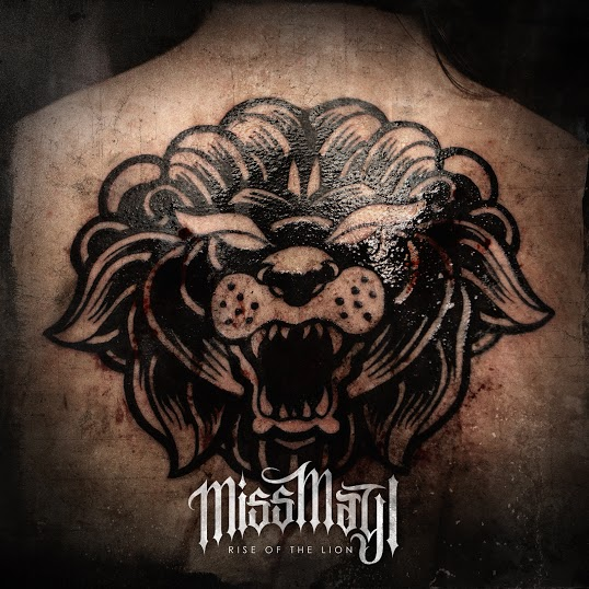 "Miss May I released their fourth album, ""Rise of the Lion,"" on April 28, 2014. It was their highest charting album yet, peaking at No. 21 on the Billboard Top 200."
