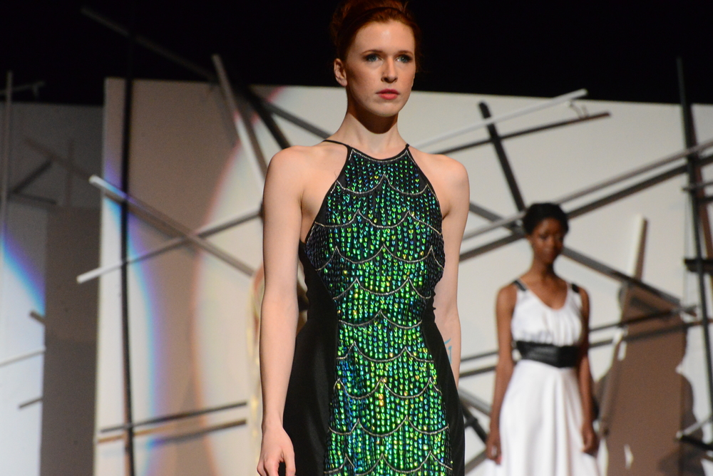 Evening gowns at FUSION