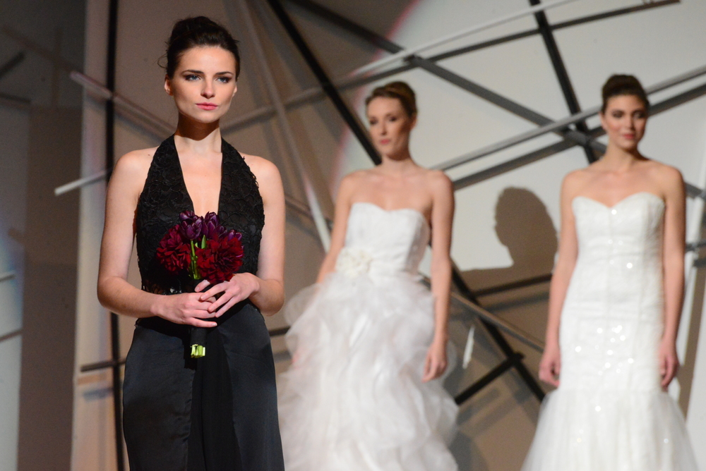 Wedding gowns at FUSION