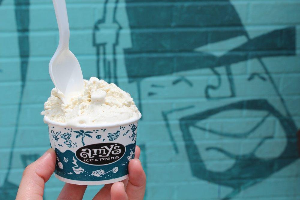 Photo courtesy of Amy's Ice Cream