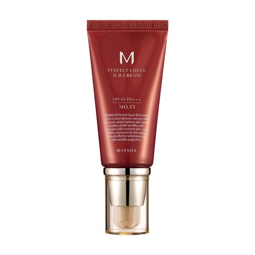 1.3 M Signature Perfect Cover BB Cream - Missha.JPG