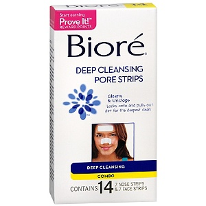 5.1 Deep Cleansing Pore Strips - Biore.JPG
