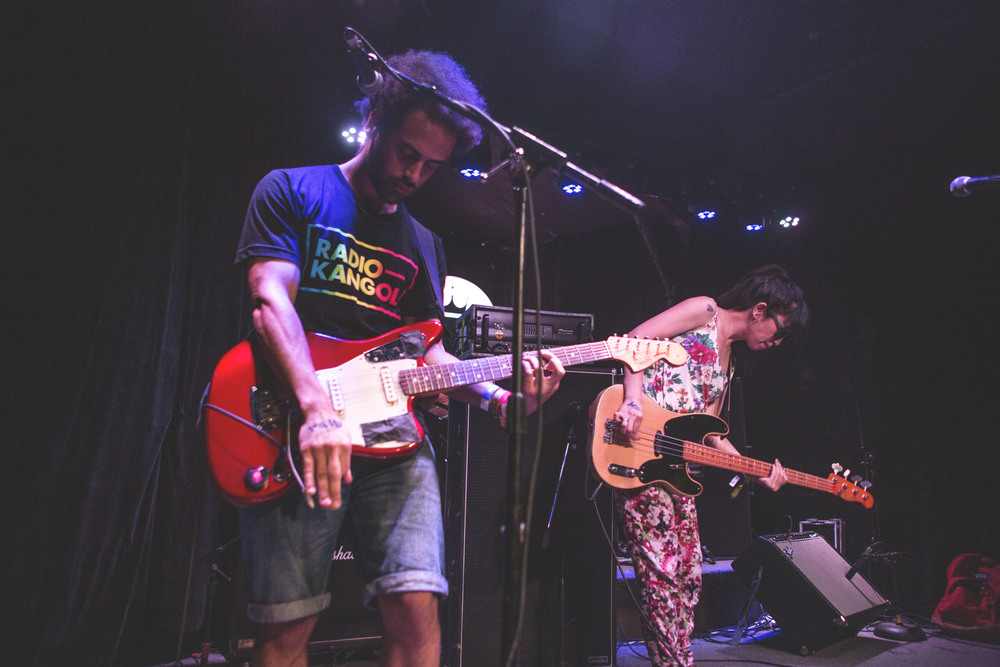 Yuck performs at Sidewinder on March 16.