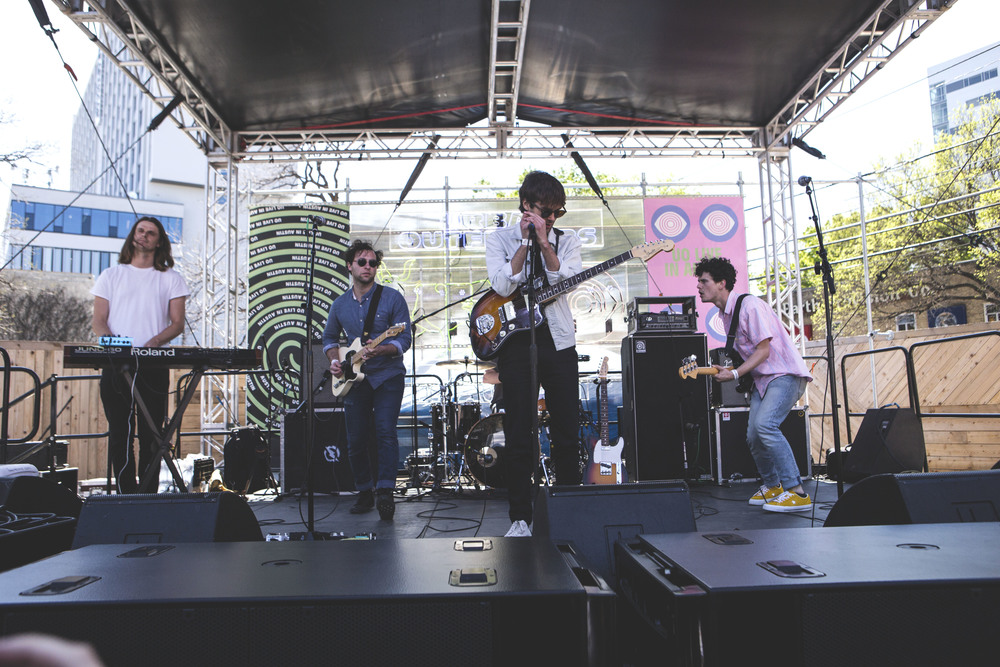 Day Wave performs their final SXSW show at Space24Twenty on March 19.