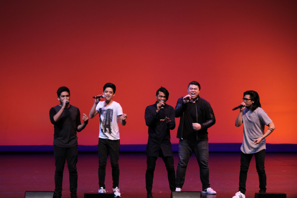 """""""Pitch Perfect 2"""" stars Filmarmonics performed and hosted the performance part of Goodphil."""
