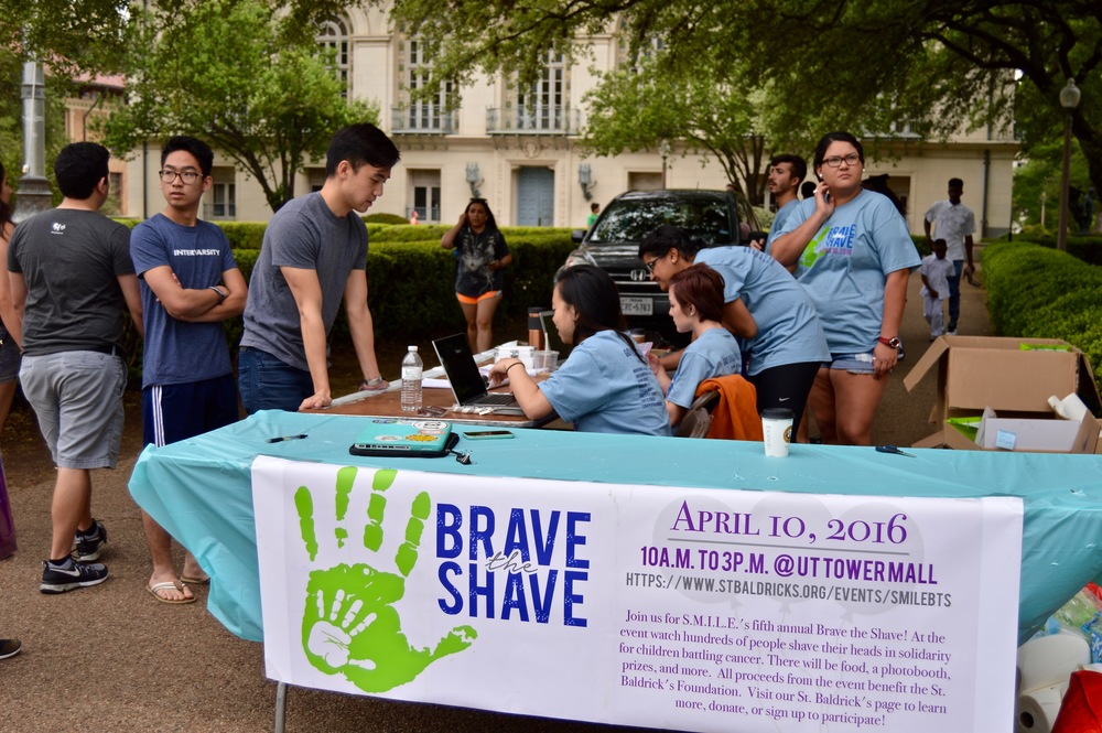 Brave the Shave is an event where men, women and children from the country make a big impact to the community that is affected by cancer.