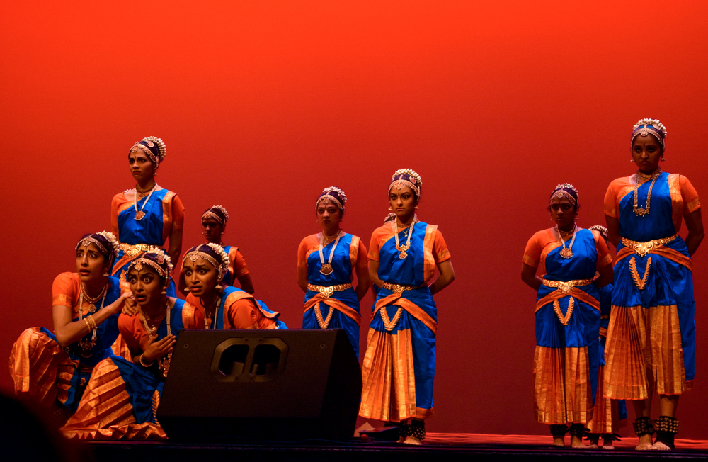"UT Nritya Sangam told a heart-wrenching tale of a child ""who loses her parents amidst the horrors of war, and finds solidarity in a group of refugees"" through music and dance."