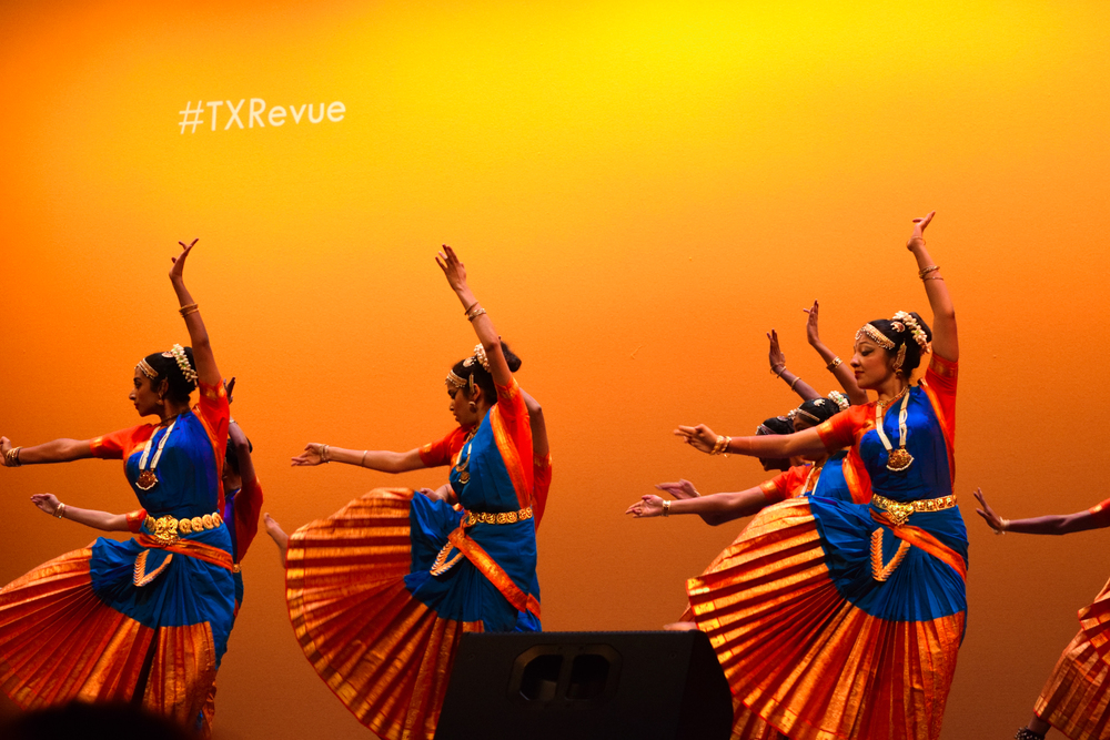 Nritya Sangam stays true to their traditional style of dance throughout the story.