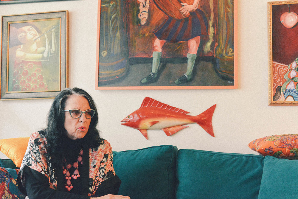 Love in the Sixties is a new documentary that chronicles Aralyn Hughes' legacy in Austin, from her days as a real estate agent and dominatrix to the success of her one-woman shows.