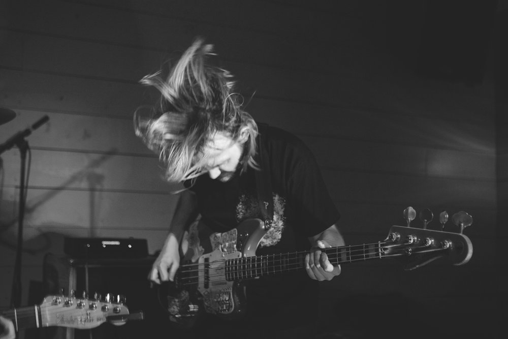 Colin Jenkins of Hikes photographed by Tess Cagle