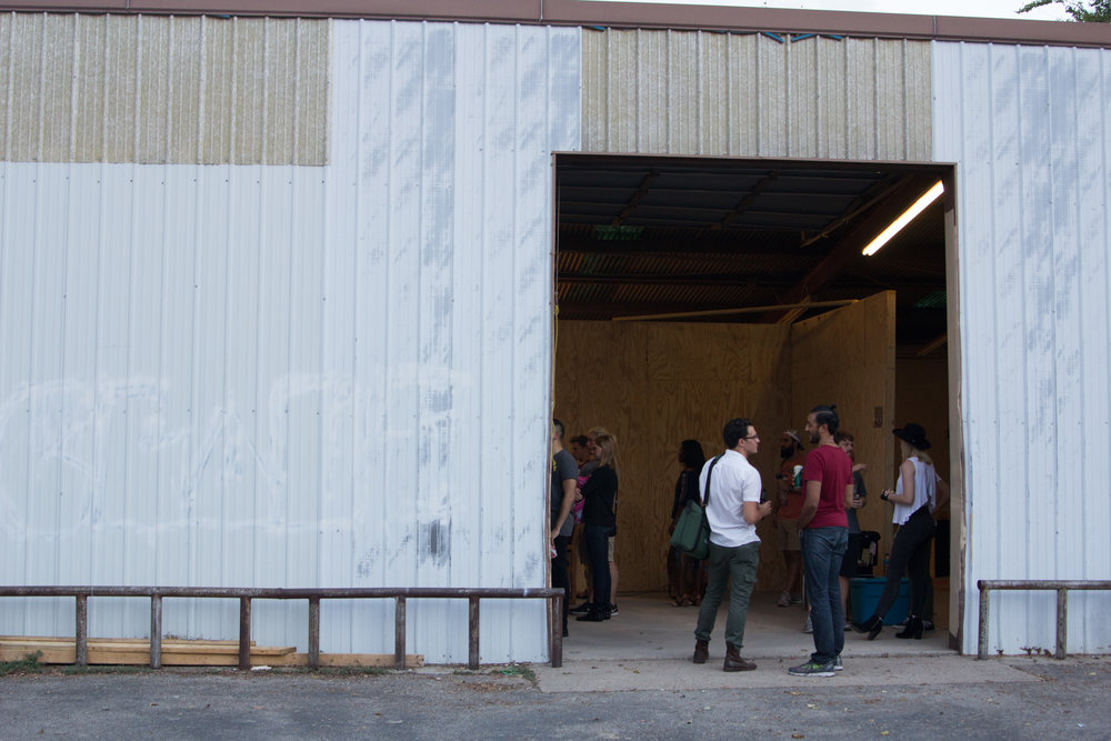 Sofar Sounds shows are often held in warehouses and other non-traditional venues.