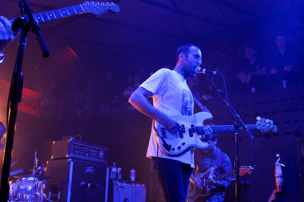Preoccupations performs.