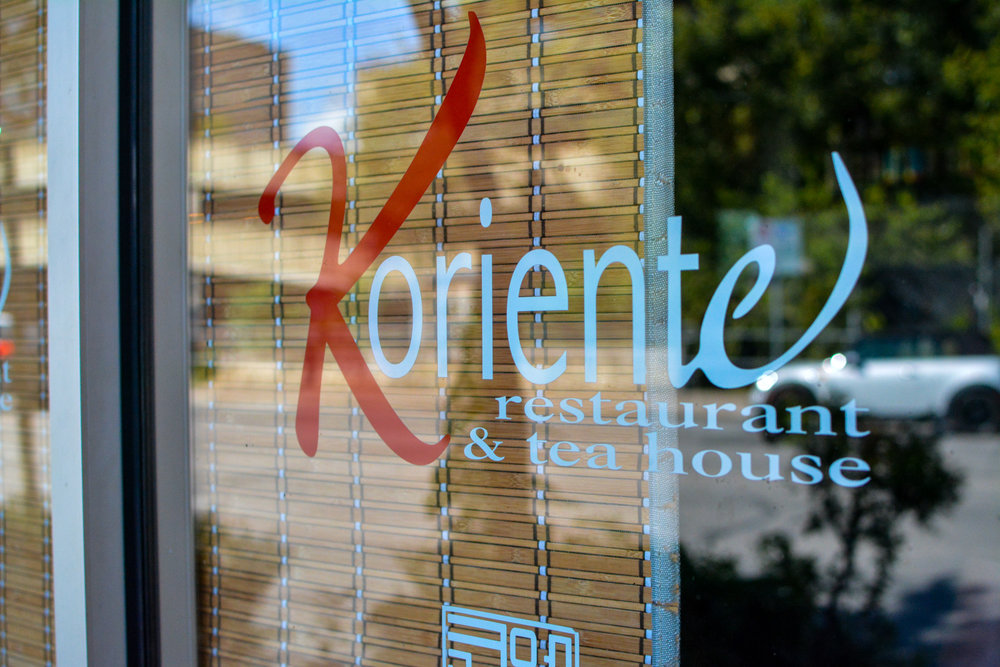 Koriente serves a variety of food at an affordable price.