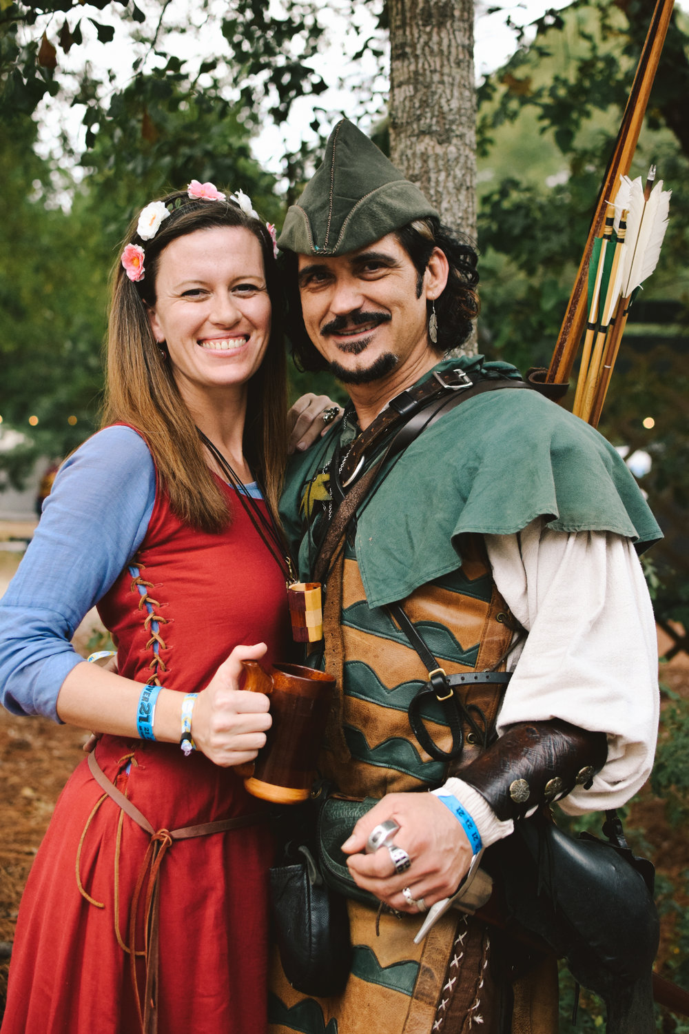 The first annual Sound On Sound Fest was held at the Sherwood Forest Faire.