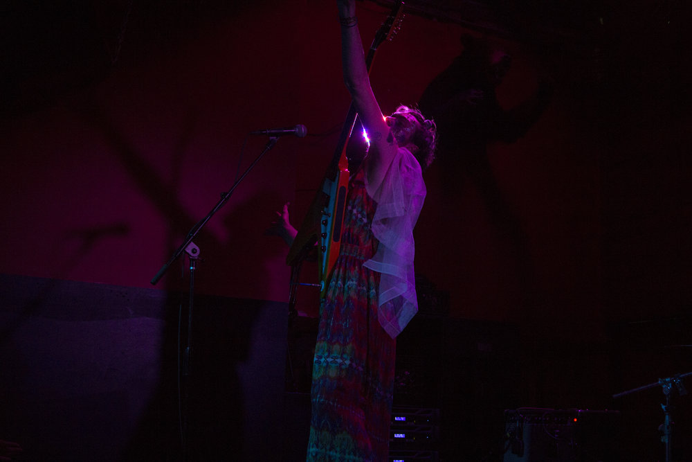 PWR BTTM is known for their theatrical live performances.
