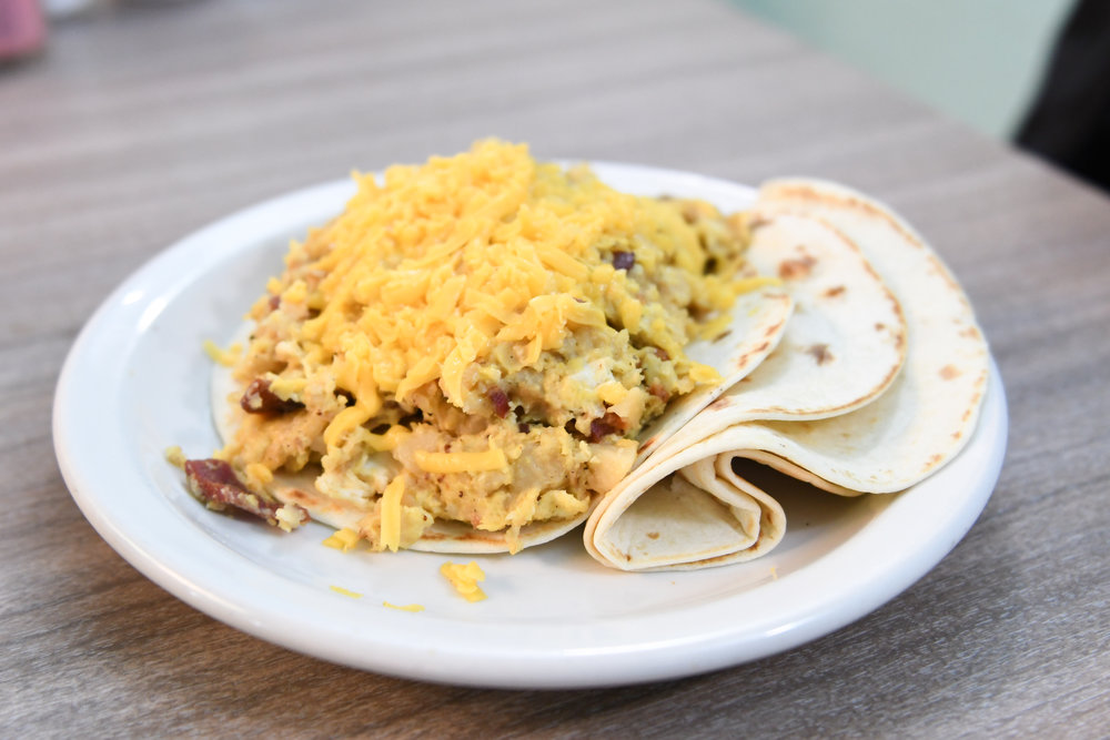 Juan in a Million captured every aspect that is great about Austin and stuffed it into their famous Don Juan taco.