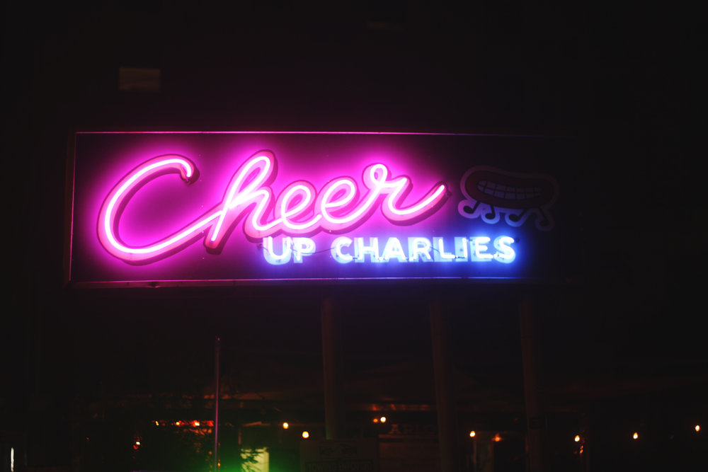 Cheer Up Charlies served as the venue for Raise Her Voice.
