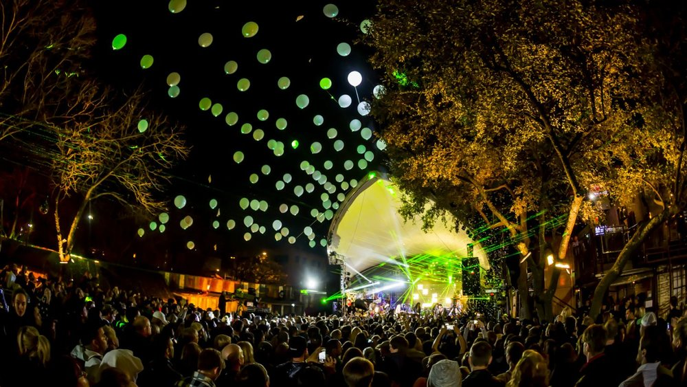 SXSW Interactive closing party. Photo by Aaron Rogosin. Courtesy of sxsw.com.
