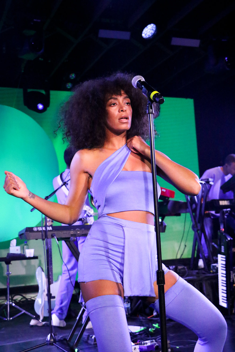 YouTube at Coppertank had killer shows at SXSW 2017 including Solange.