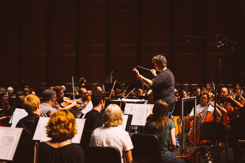 The orchestra brings classical music to more accessible venues.