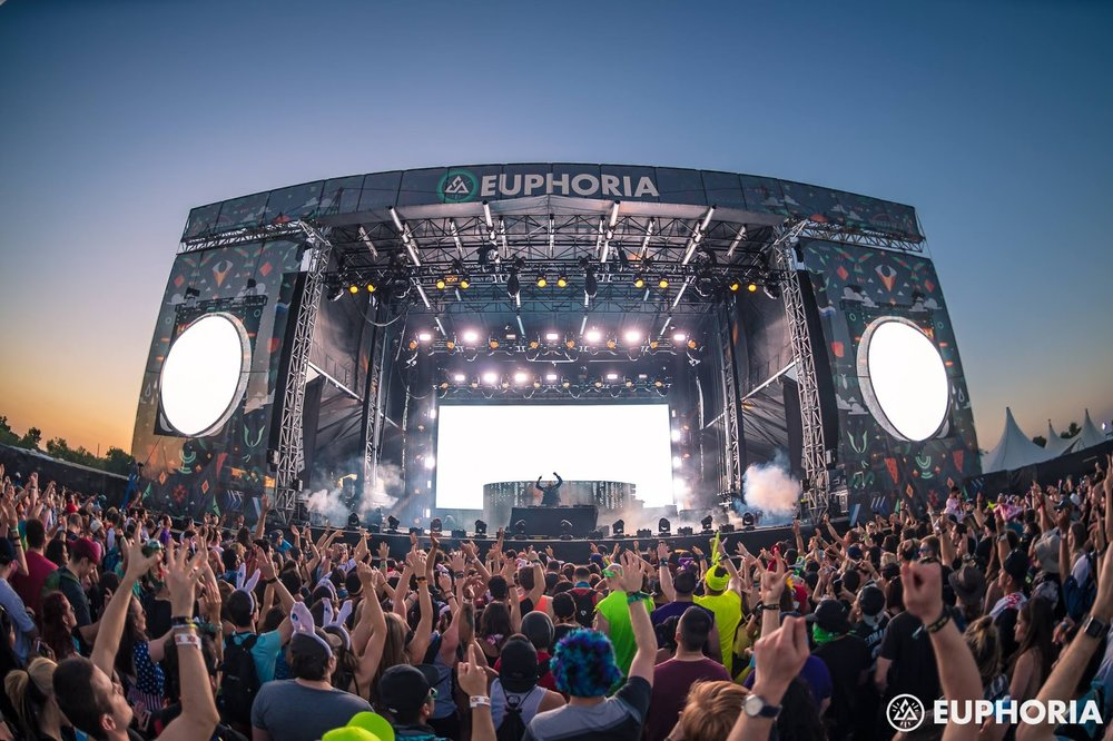 Photo courtesy of Euphoria Fest.
