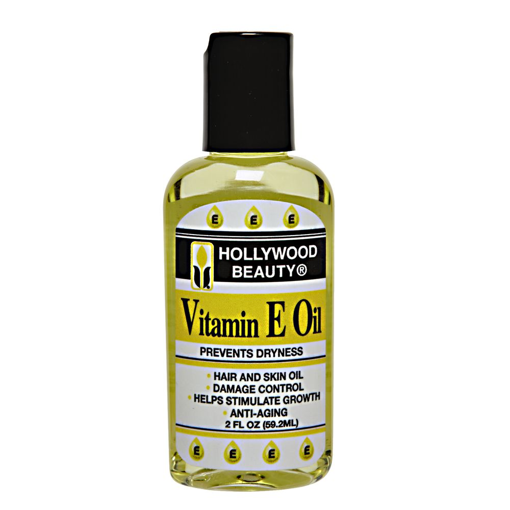 Vitamin E Oil - This rich oil works as a nutrient and antioxidant, helping to neutralize free radicals. Although Vitamin E oil is found in many creams and lotions, it can also be used to treat wrinkles, brown spots, rough skin and dry lips.