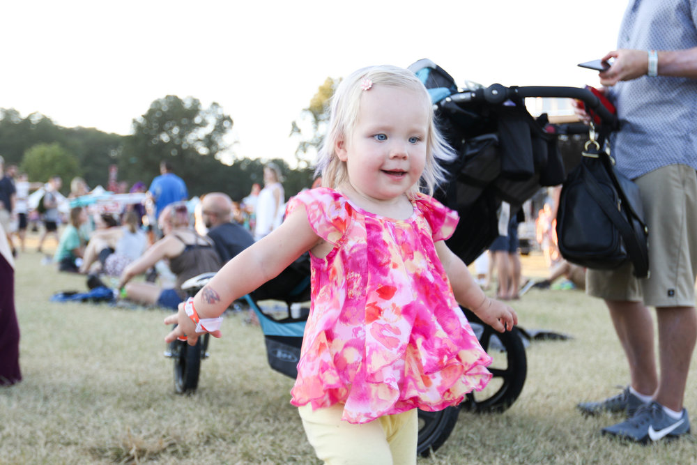 ACL proves to be fun for all ages.