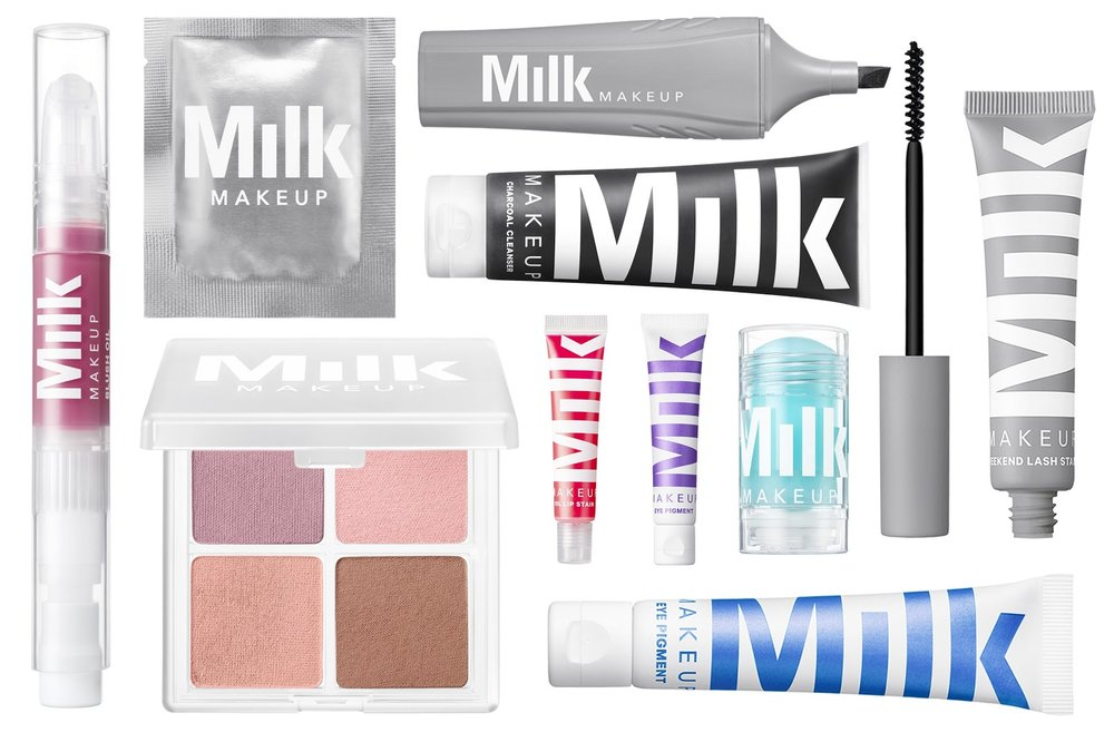 Milk Makeup - 2017 was an incredible year for Milk Makeup. Driven by the eco-conscious, on-the-go boss who can have their cake and eat it too, Milk products are designed for every aesthetic, gender and sexuality while maintaining a cruelty-free mindset, so customers can feel free to play with their looks without worrying about the preservatives in their makeup. Inclusive since day one, Milk successfully caters to a vibrant audience that cares about ingredients and ignores conformity when it comes to makeup.