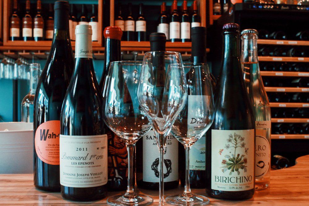 Aviary Wine Lounge offers a wide variety of carefully selected and hand crafted wines that appeal to unique tastes.