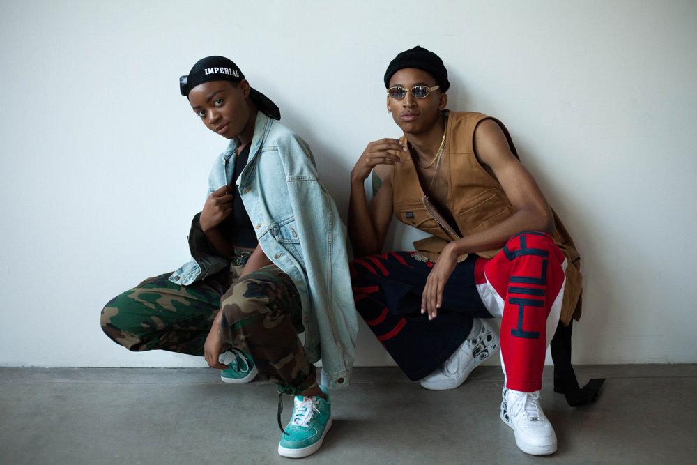 "Nathanael Jackson and Ibukun Oladejo for ""Cozy Tapes Vol. 2: Too Cozy."""